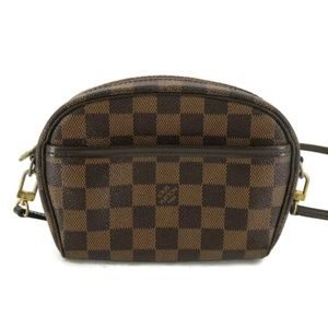 LOUIS VUITTON DAMIER POCHETTE IPANEMA MINI